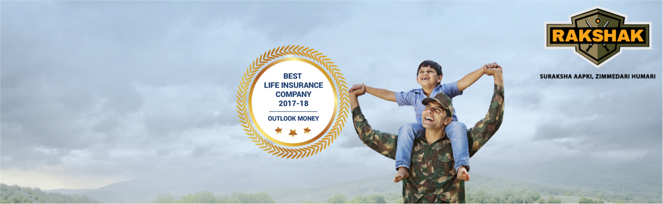 Defence Insurance Plan-Max Life Insurance